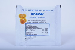 Oral Rehydration Salts ORS