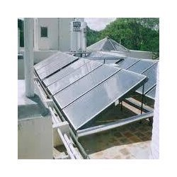 Institutional Solar Water Heater