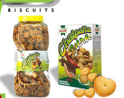 Chatpatta Zeera Biscuits