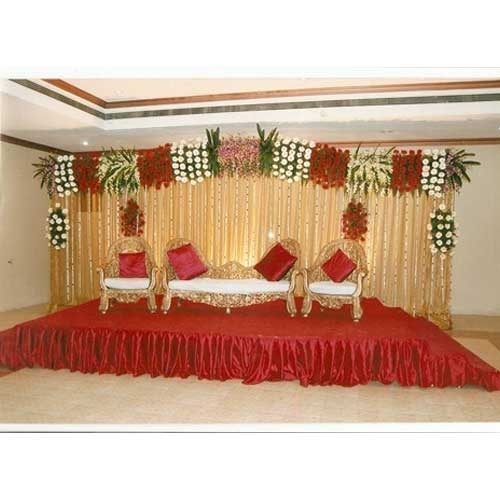 Stage Decoration Interior Stage Decoration Service Provider From