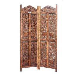Paneled Partition Screen Angoori Design