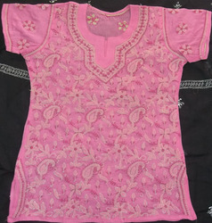 Ladies Cotton Short Top