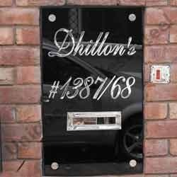 House Name Board Designs