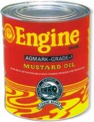 Engine Mustard Oil 2 Ltr Tin