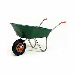 Single Wheel Wheelbarrow
