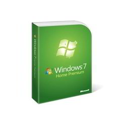 Microsoft Windows 7 Home Premium Original Box Pack DVD