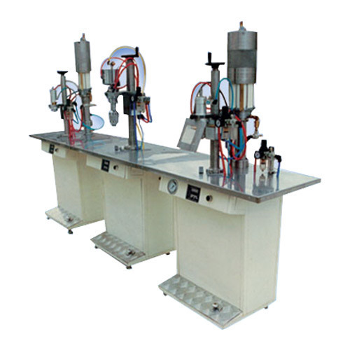 Aerosol Filling Machines