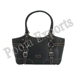Leather Handbag (Product Code: BL884)