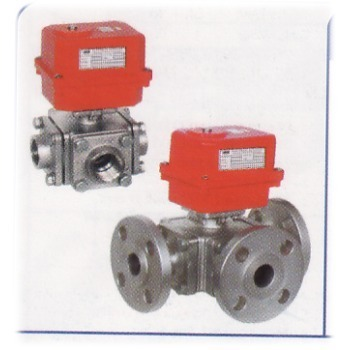 Electrical Actuator Ball Valve