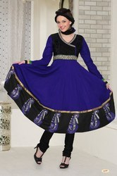 Cotton Embroidery Suit Online