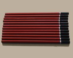 wooden writing pencils