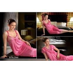 Ladies Four Piece Nighty