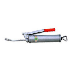 Gee Ess Dual Lever Type Grease Gun With Steel Head