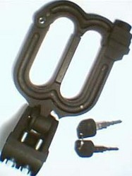 Export Purpose No.1 Helmet Lock for Round Mounting