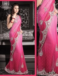 Unstitched Sarees