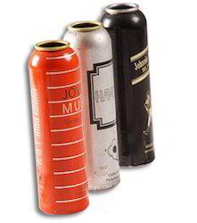 Monobloc Aerosol Cans