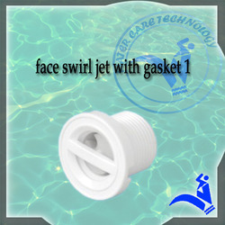 Face Swirl Jet With Gasket