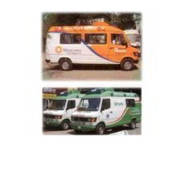 Ambulance Fabrication & Equipping