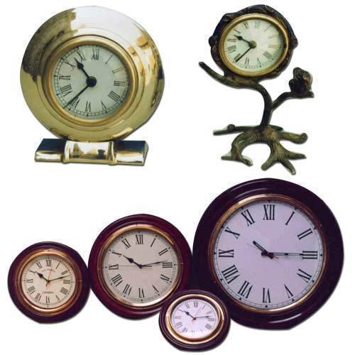 Clocks-Table/Wall
