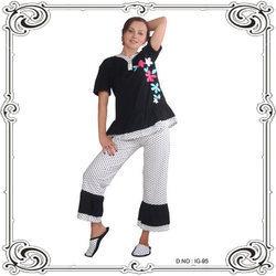 Hosiery Pajama Sets
