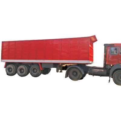 Fixed Side Panel Trailer