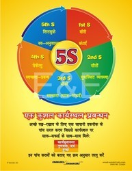 Posters And Charts In Hindi And Other Regional Languages
