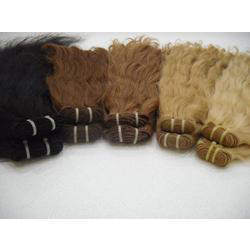 Remy Machine Weft Hair