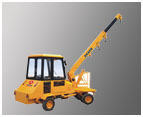 Pick & Carry Cranes1.5 Ton