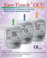 Uric Acid Multi-Function Monitoring System