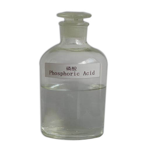 Sugar Chemicals Phosphoric Acid Exporter From Hyderabad