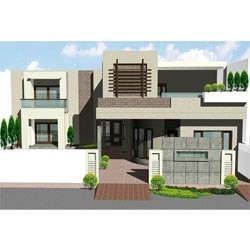 Commercial building elevation designs indiaspiritsister for Modern design building services