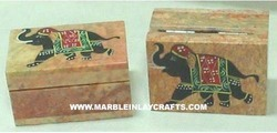 Soapstone Painting Box
