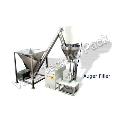 Semi-Automatic Auger Filler Machines