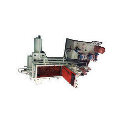 Hydraulic Baling Press With Triple Compression