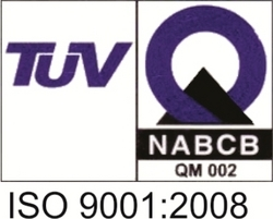 TUV ISO 9001:2008