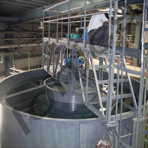 Leather Effluent Treatment Plant