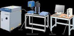 Scanning Laser Welding System