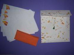 Flower Petal Handmade Paper Writing Papers
