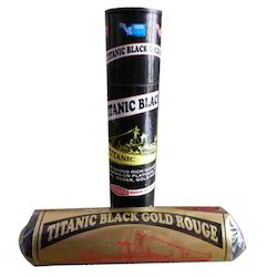 Titanic Black Gold Rouge