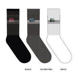 arrow sports crew socks