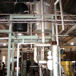 Commercial  SCFE Plant (Liquid Feed Material)