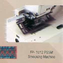 Smocking Multi Needle Stitching Machine