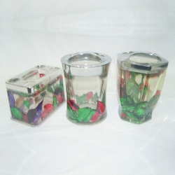 Acrylic Bathroom Accessories / Bathroom Set