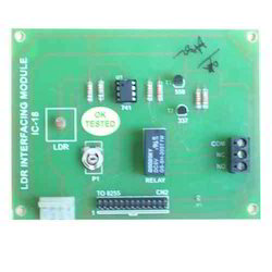 Light Sensing Module Using LDR