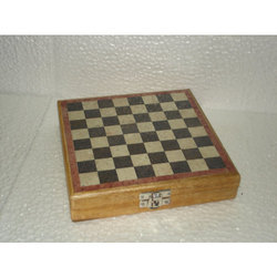Wooden Marble Chess