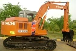 Hitachi EX 100