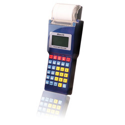 GSM and GPRS Enabled Ticketing Machines
