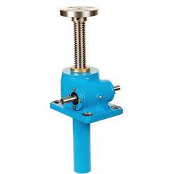 Power Screw - Linear Actuator (Worm Gear)