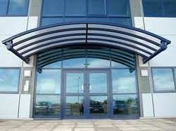 Steel Canopies Stainless Steel Canopy Manufacturer From