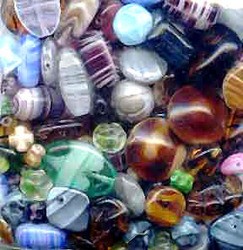 Glass Beads Articles